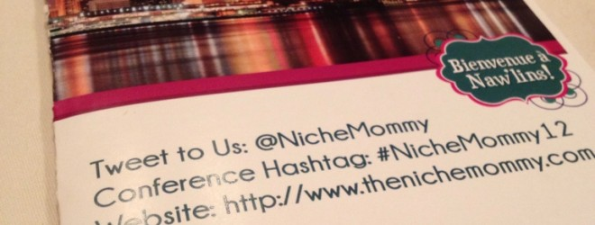 There's No Party Like a NOLA Party: Niche Mommy Conference 2012