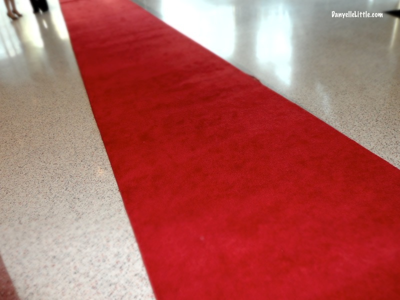 Frontline for Hope St. Louis red carpet