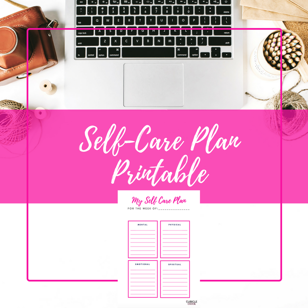 picture regarding Printable Self Care Plan called Free of charge Self Treatment Application -