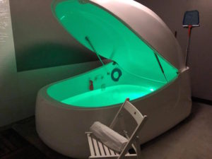 For 90 minutes, I was weightless during my floating experience. Learn about how floating can help you mind, body, and soul, and why you are a professional should try it.