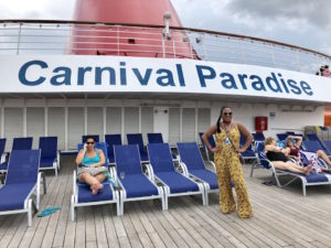 The inaugural Permission to Hustle At Sea retreat took place during five days of work and play while on the Carnival Paradise. Get the scoop here.